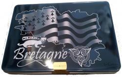 boite A4 -plate