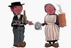 Couple breton