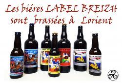 Les bières Label breizh 2018